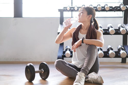 Drinking Water After Weight Training