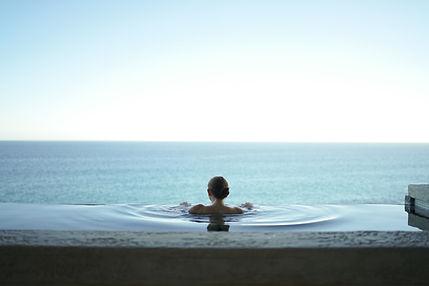 Relaxing dip