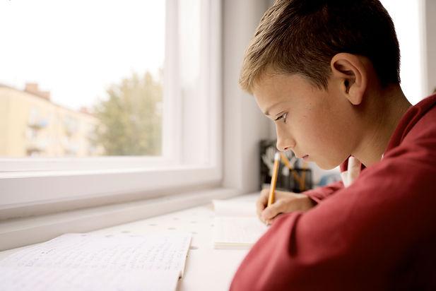 Étudier à la maison