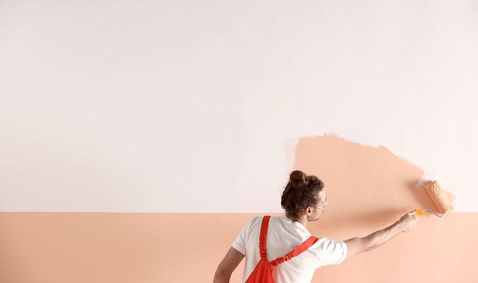 Peach Paint