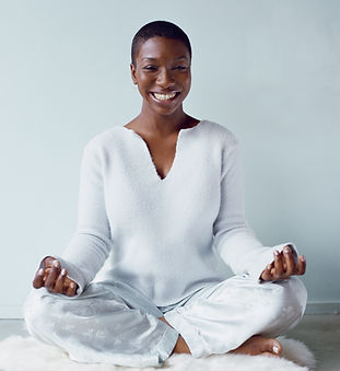 Happy Meditator
