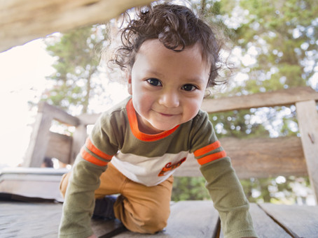 5 Outdoor Activites for Toddlers this Spring