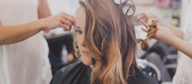 How to get Volume in fine hair so it lasts all day!