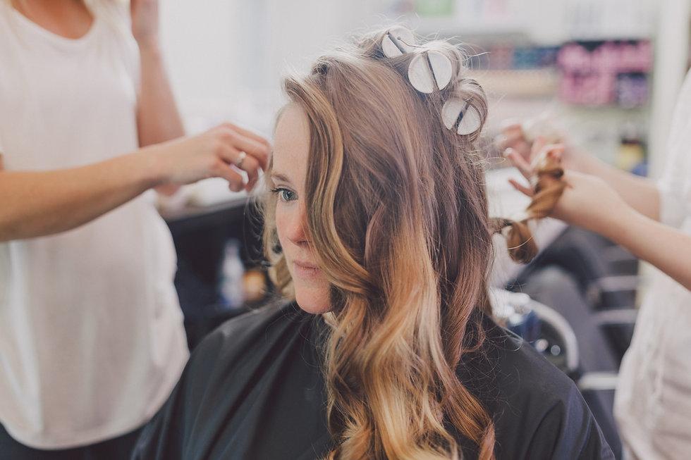 Image of hair styling for Salon Envy, hair salon in Highland Park, NJ, near New Brunswick.