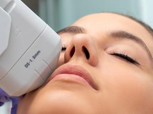 Obtendo um tratamento facial
