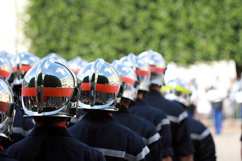 Chamarras Policia