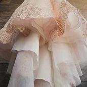 ドレスの底