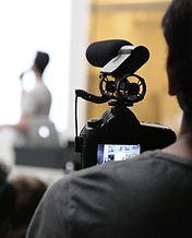 Filmning av en presentation