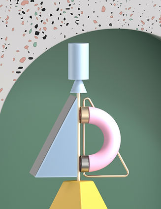 Geometric Artistic Objects