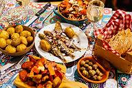 Comida festiva