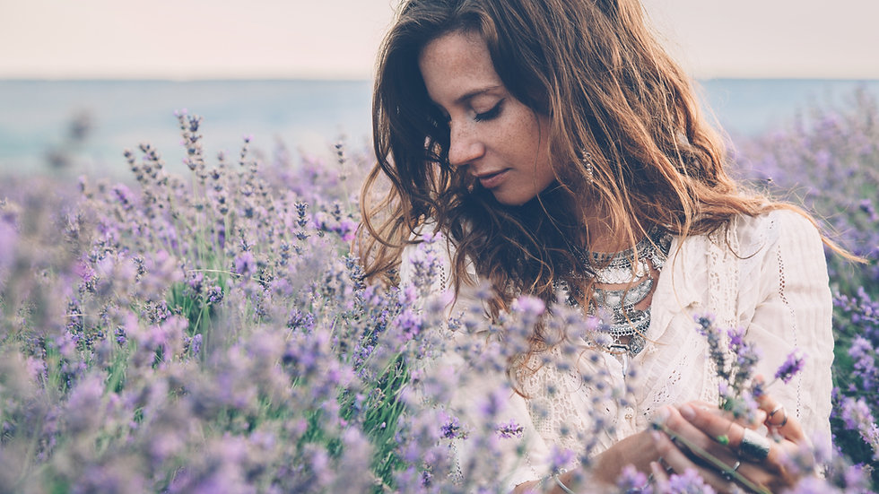 Lavender Facial Spritz