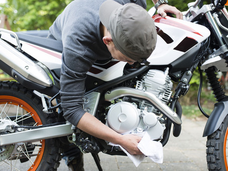 The 3 Steps to Storing Your Motorcycle for a Long Period