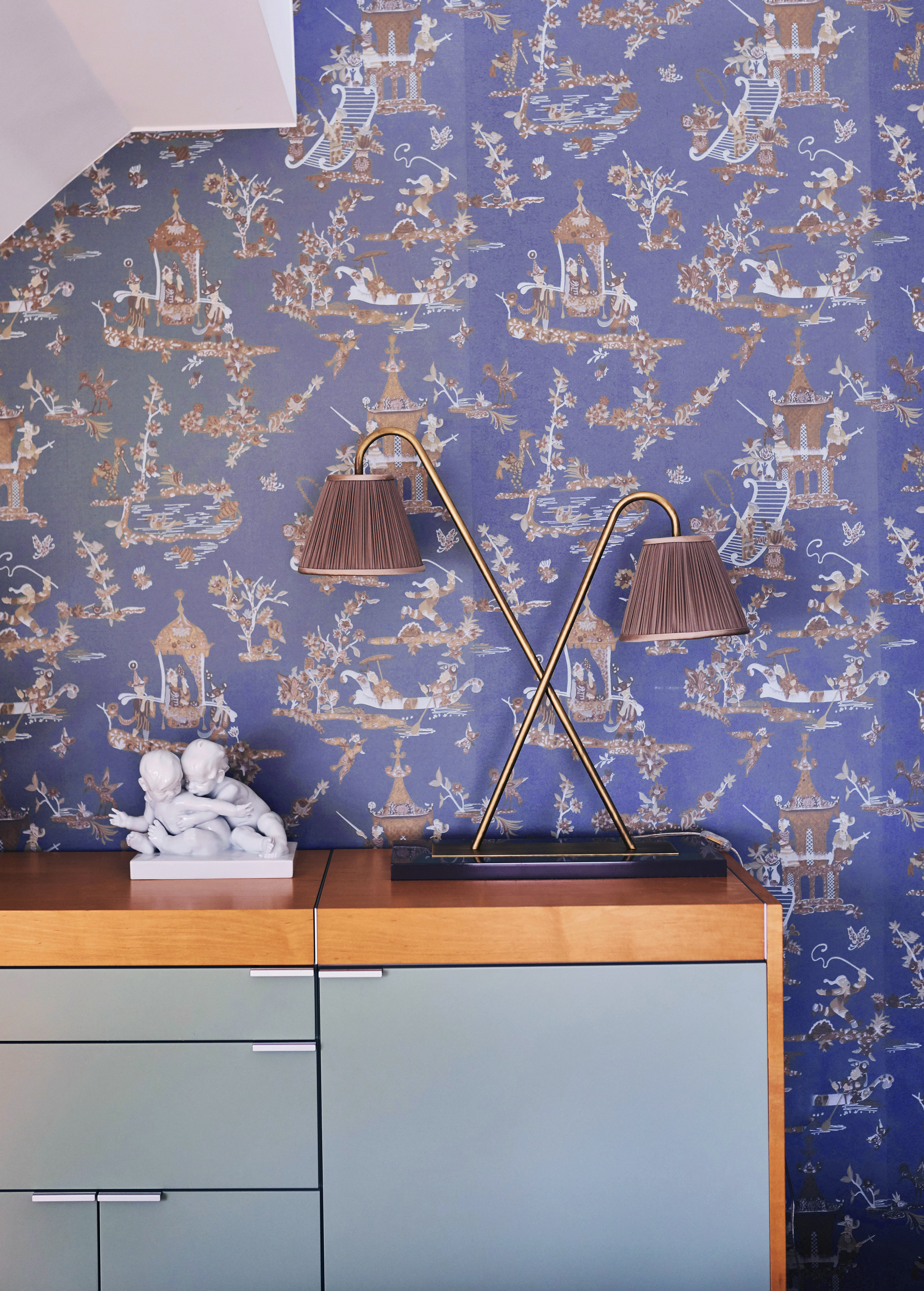 Oriental Wallpaper