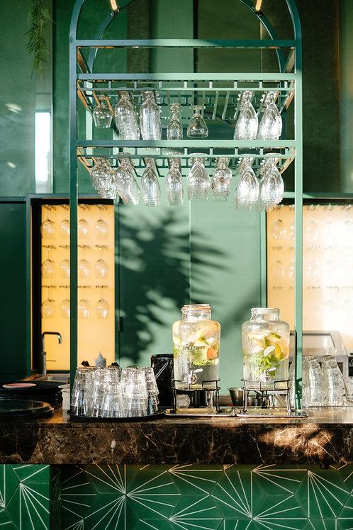 Cocktail Bar Cart