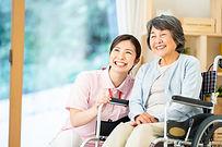 介護イメージ シニア デイケア 介護福祉士 老人ホーム