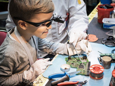 The Importance of STEM for Children's Future