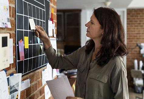 Organizing the Calendar