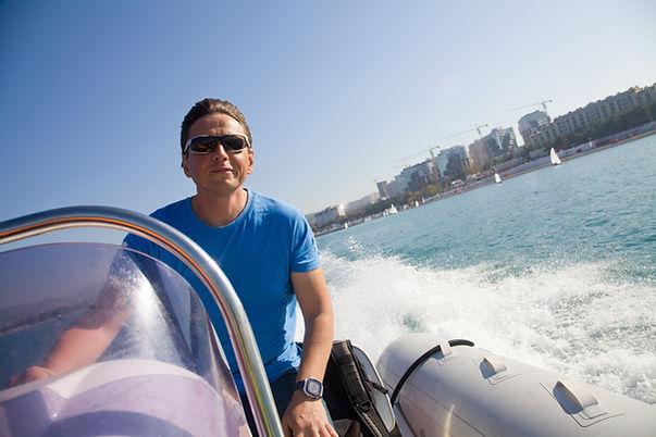 On a Speedboat
