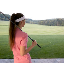 5 Tips for the Girl Who Wants to Learn Golf