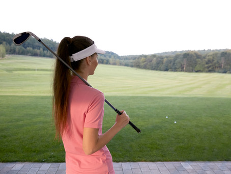 5 Tips For The Girl Who Wants to Learn to Golf