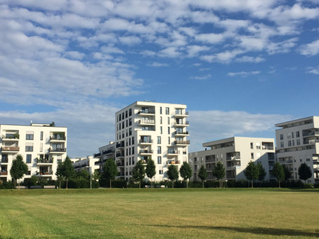 How many properties actually sold in Berlin during the first half of 2020?