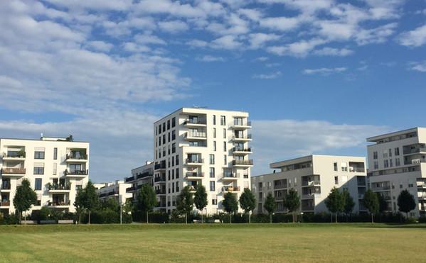 Sunny Day in Munich