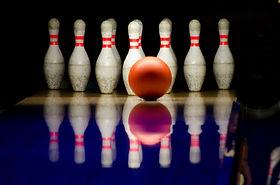 Tir de bowling