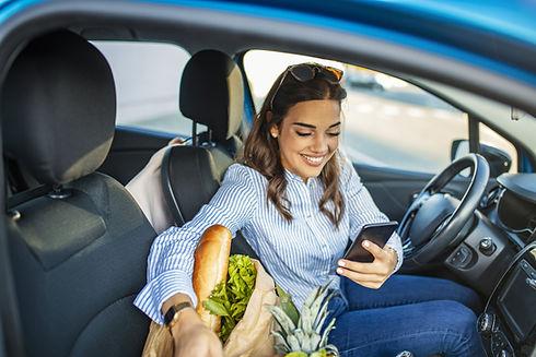 Comestibles para conducir