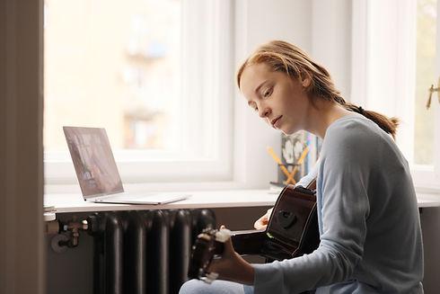 Online Guitar Class