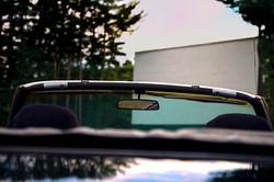 Roof Off Car