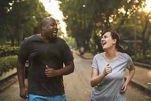 Jogging Partners