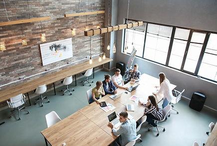 Espaço de trabalho compartilhado