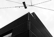 モダンな建物のファサード