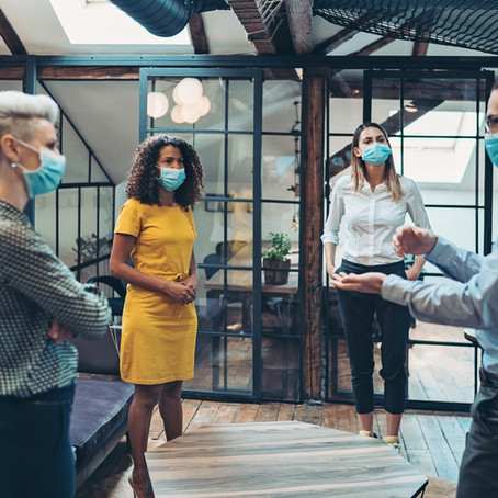 The Top 3 Reasons Why You Need To Keep Your Business Clean After COVID-19