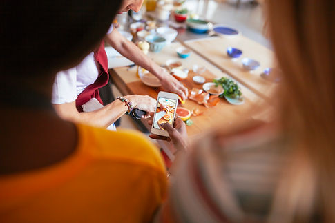 Atelier alimentaire