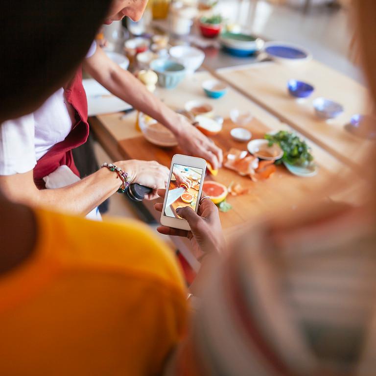 """Atelier cuisine """"De la terre à l'assiette"""""""