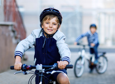 How to Use Patience and Love to Encourage Street Savvy Tyke Cyclists