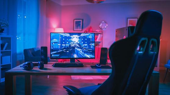 Ordinateur de jeu vidéo