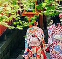 Shrine Kimonos