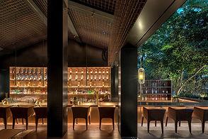 Elegante bar
