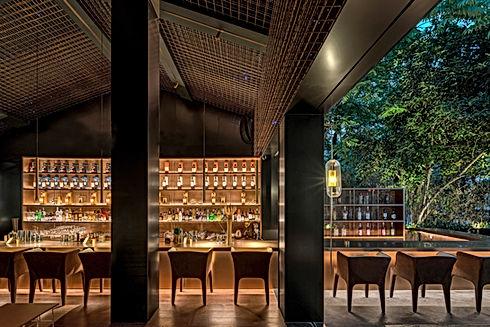 Elegant Bar Commercial Space