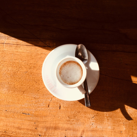 COFFEE: the good, the bad, the ugly