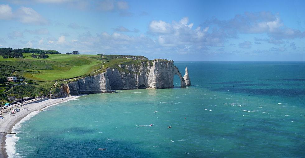 Coast of Normandy