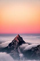 Tall mountain