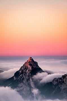 背の高い山