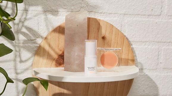 Makeup Shelf
