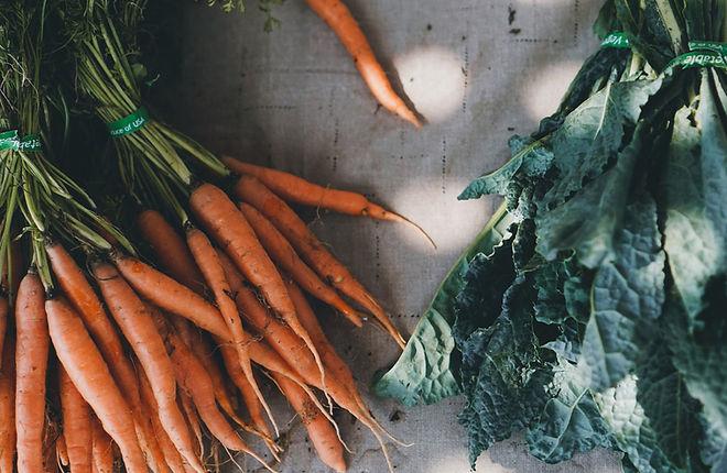 Organiska grönsaker