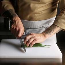 שף קוצץ ירק