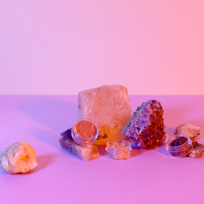 Charging Crystals