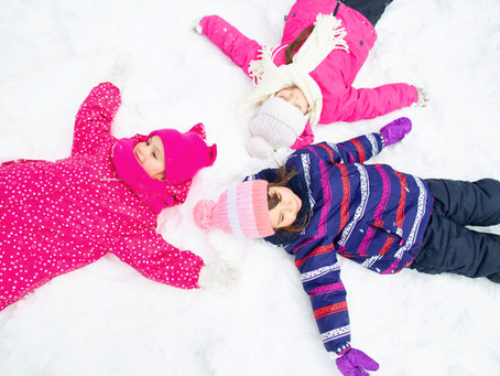 6 Fun Winter Toddler Activities